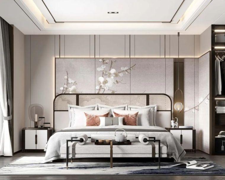 2021最新卧室设计 80款_75