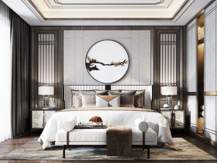 2021最新卧室设计 80款_73