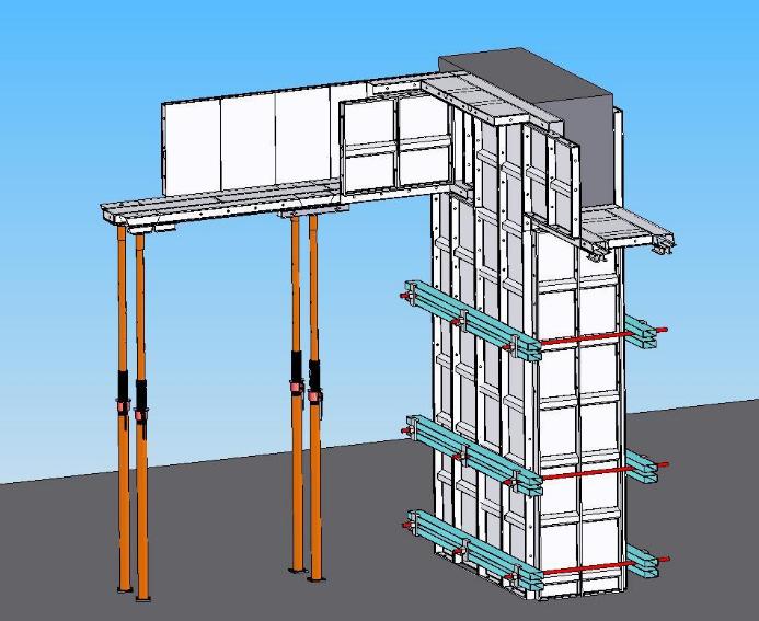 铝合金模板施工技术培训(98页,图文)_1