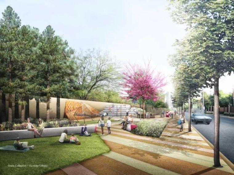 创意街景设计,满满的空间感!_40