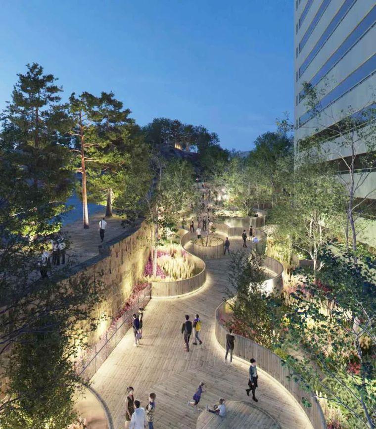 创意街景设计,满满的空间感!_51