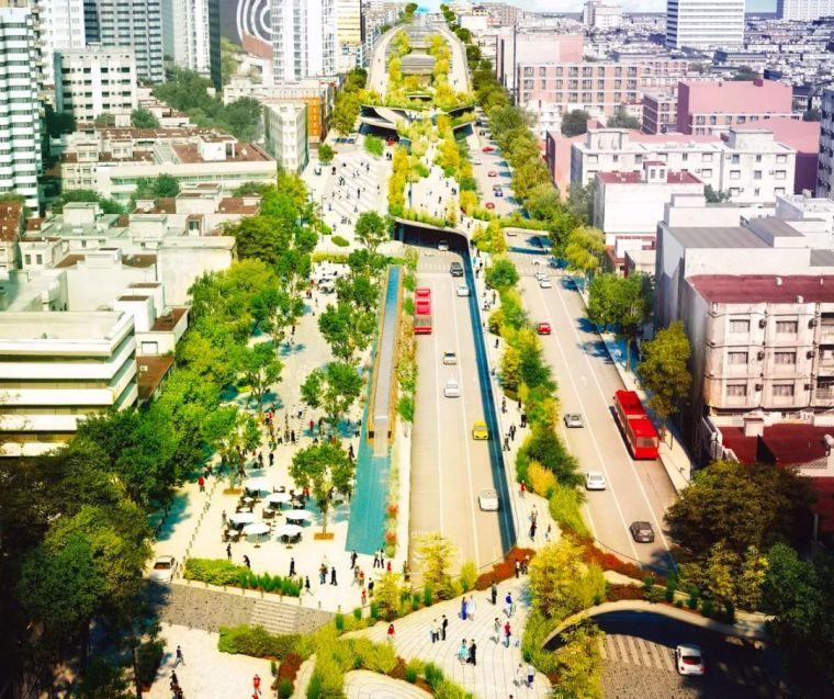 创意街景设计,满满的空间感!_62