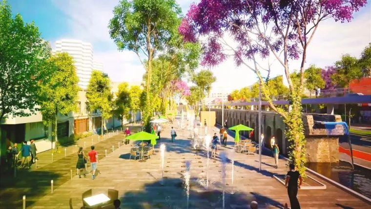创意街景设计,满满的空间感!_65