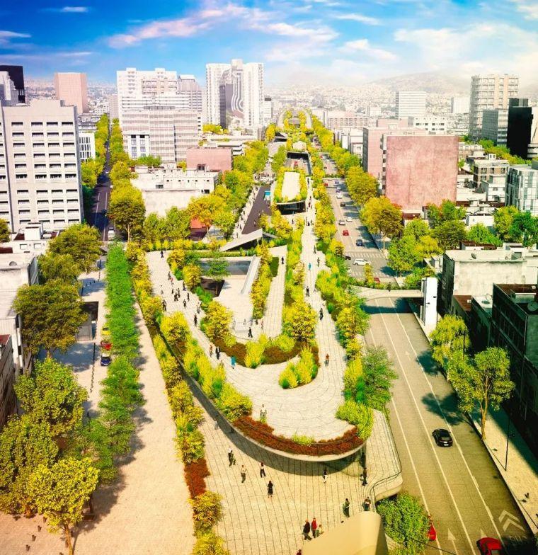 创意街景设计,满满的空间感!_64