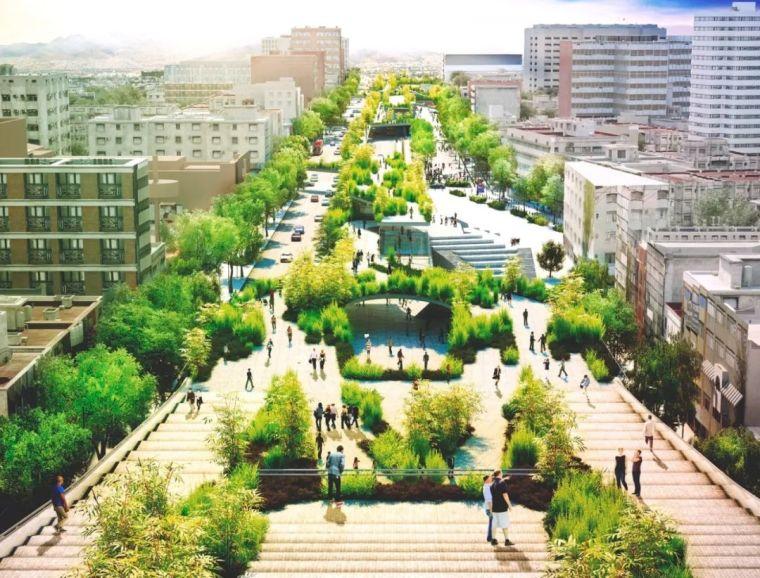 创意街景设计,满满的空间感!_67