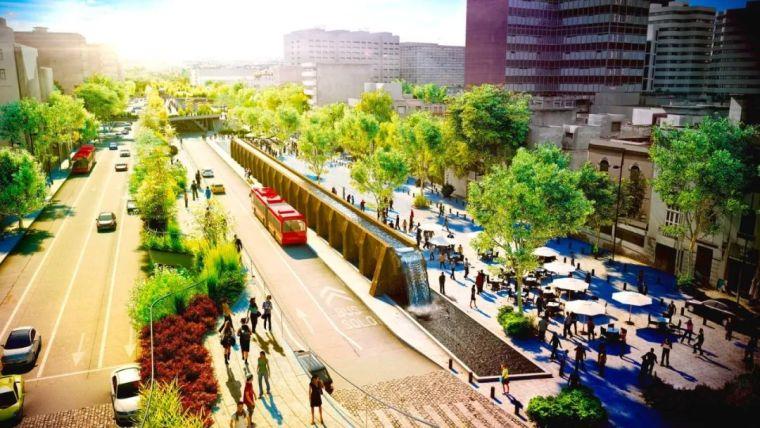 创意街景设计,满满的空间感!_66