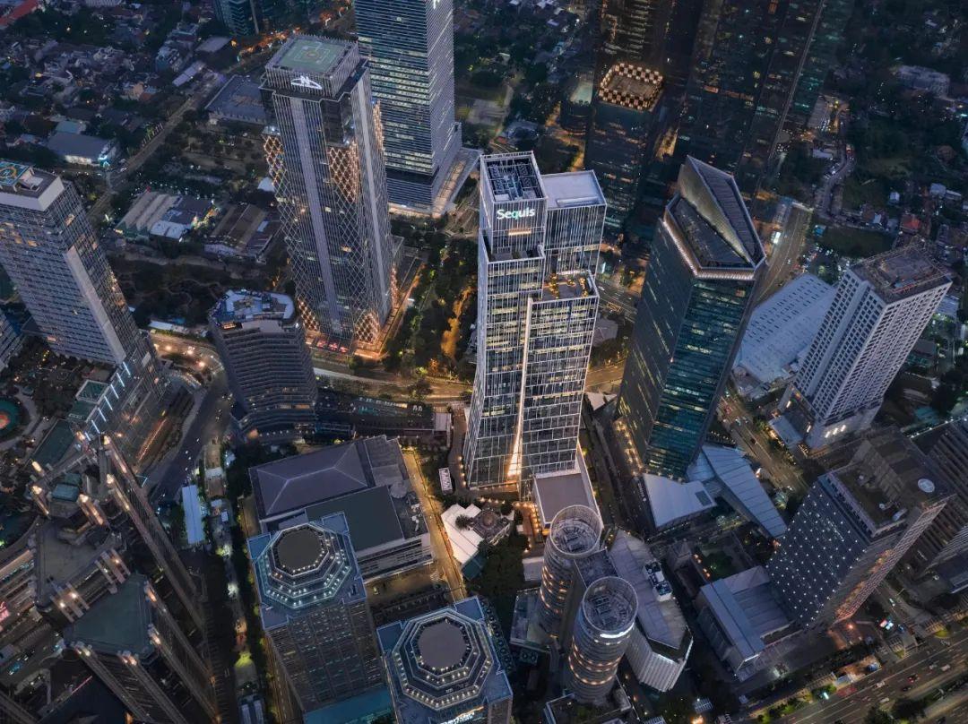 KPF设计   印尼新兴首都的新典范