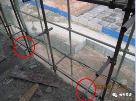 脚手架工程监理工作要点,方案审查及过程管_35