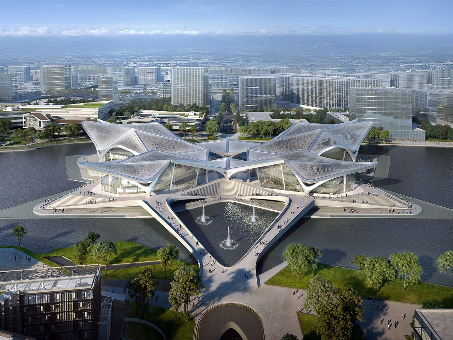 珠海金湾市民艺术中心