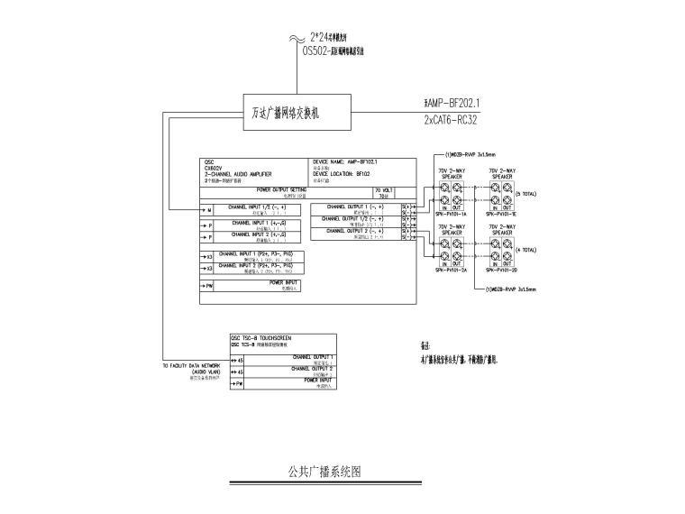 [江西]文化旅游城竹海秘境片区电气施工图_10