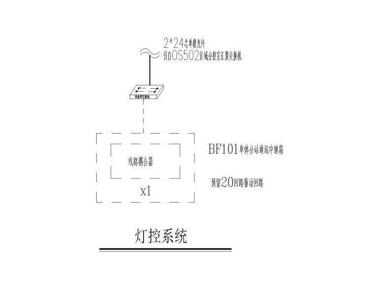 [江西]文化旅游城竹海秘境片区电气施工图_8
