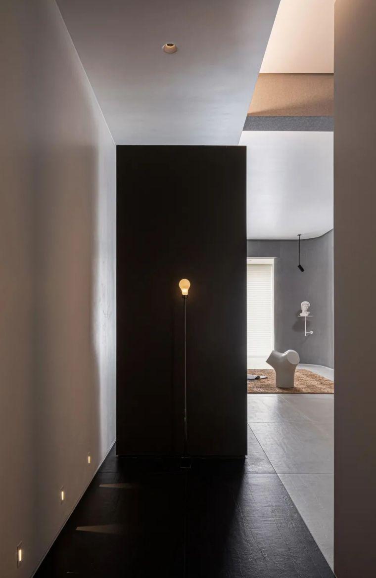 """68㎡两室一厅的""""美术馆"""",玩转空间戏法_3"""