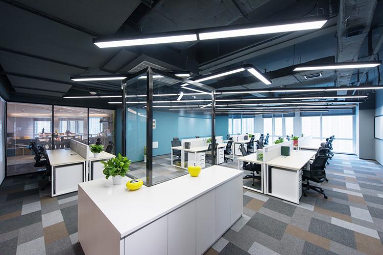 小型办公室装修设计的4个窍门