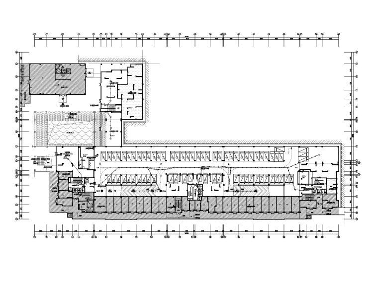 中铁_2.1万平地下车库及设备用房电气施工图_3