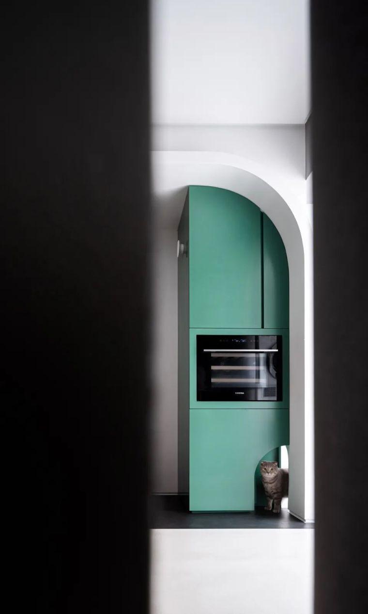 """68㎡两室一厅的""""美术馆"""",玩转空间戏法_7"""