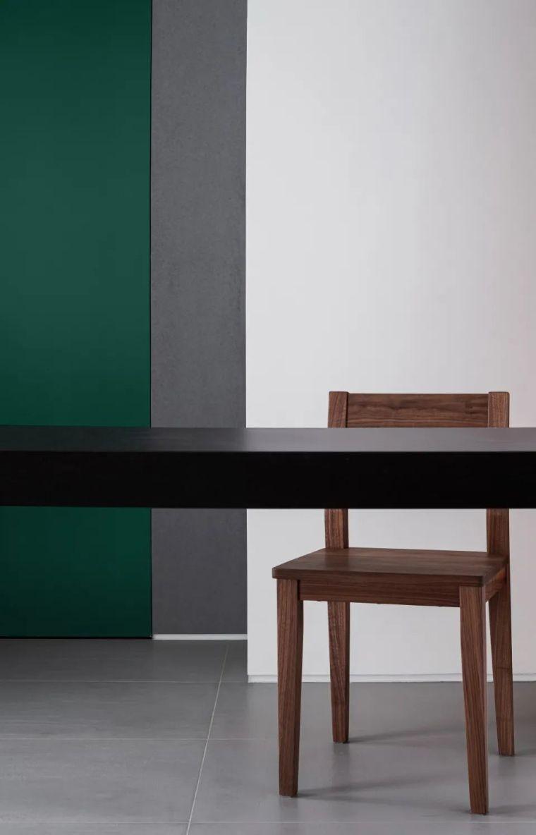 """68㎡两室一厅的""""美术馆"""",玩转空间戏法_13"""