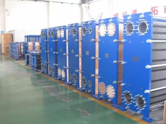板式换热器的安装、使用与维修,一文全解!_4