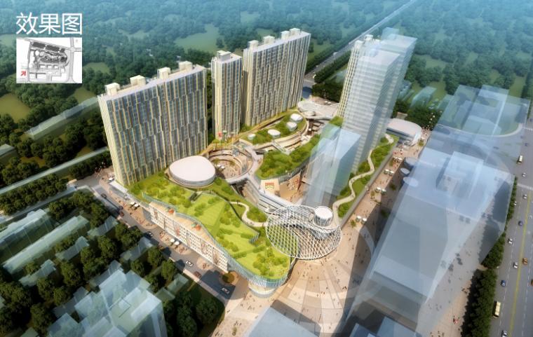 [山东]某现代商业综合体项目方案2017_1