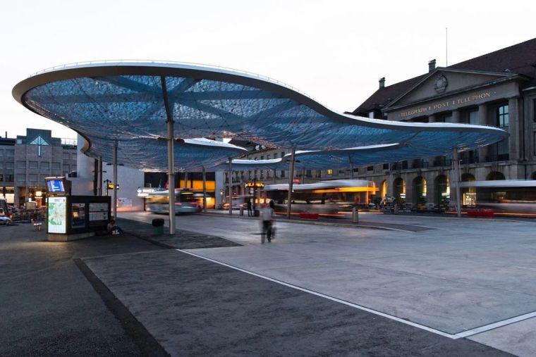 世界最美公交站,让等待也变得美妙_27