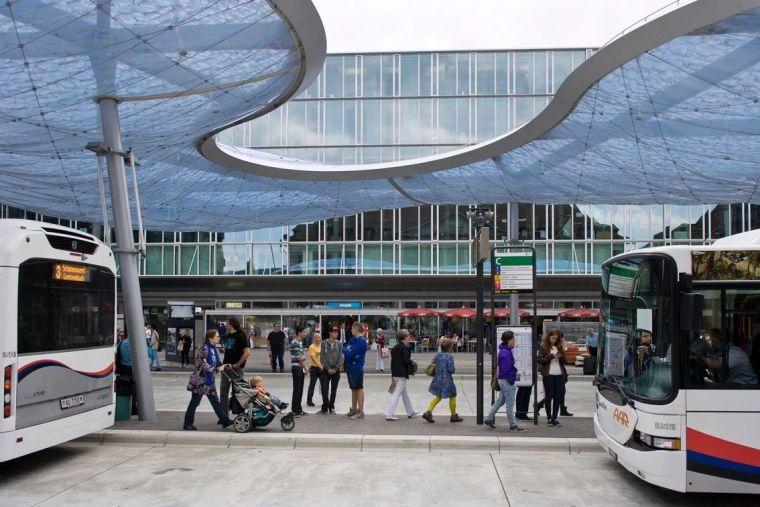 世界最美公交站,让等待也变得美妙_28