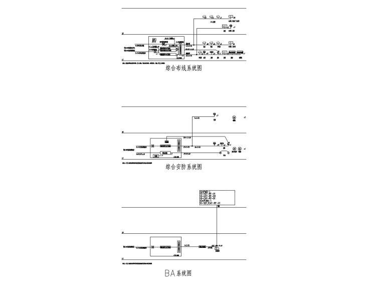[河北]二层中餐厅电气施工图(2017)_6
