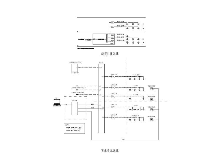 [河北]二层中餐厅电气施工图(2017)_7