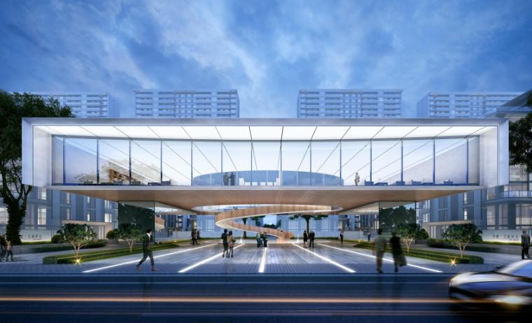 [成都]高层联排商墅住宅项目投标方案2019_5