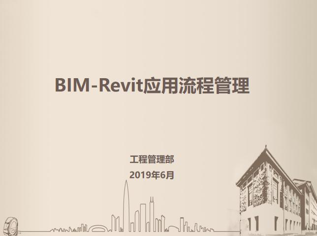 知名企业_BIM软件应用流程PPT(2019)_1