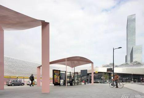 世界最美公交站,让等待也变得美妙_7
