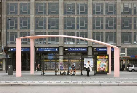 世界最美公交站,让等待也变得美妙_8
