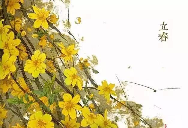 24节气·专属花卉植物,四季芳香!_1
