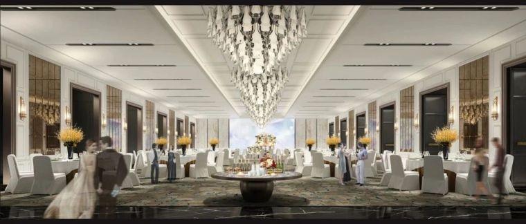 南京国际高尔夫酒店建筑景观实景丨110P_12