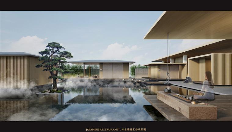 南京国际高尔夫酒店建筑景观实景丨110P_10