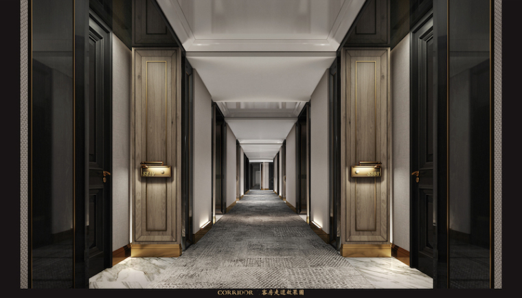 南京国际高尔夫酒店建筑景观实景丨110P_8