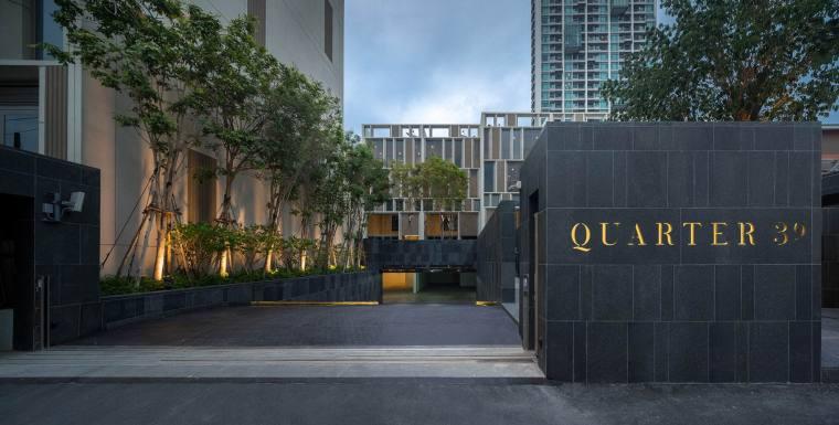 泰国Quarter39住宅景观_21
