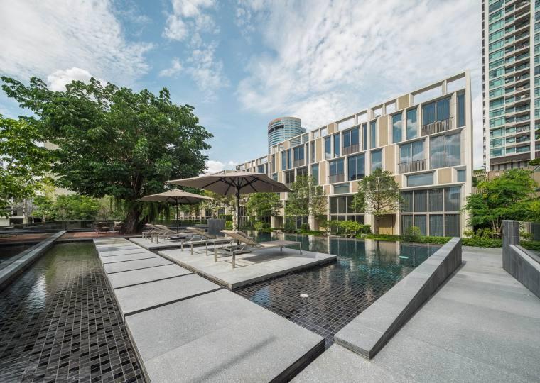 泰国Quarter39住宅景观_2