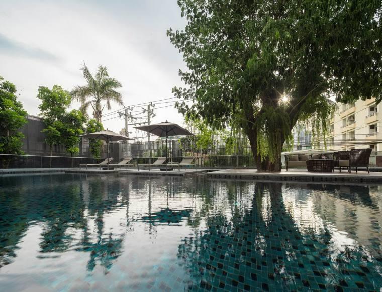 泰国Quarter39住宅景观_18