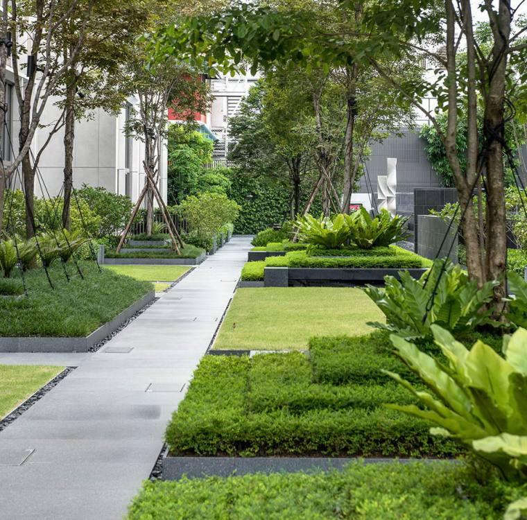 泰国Quarter39住宅景观_13