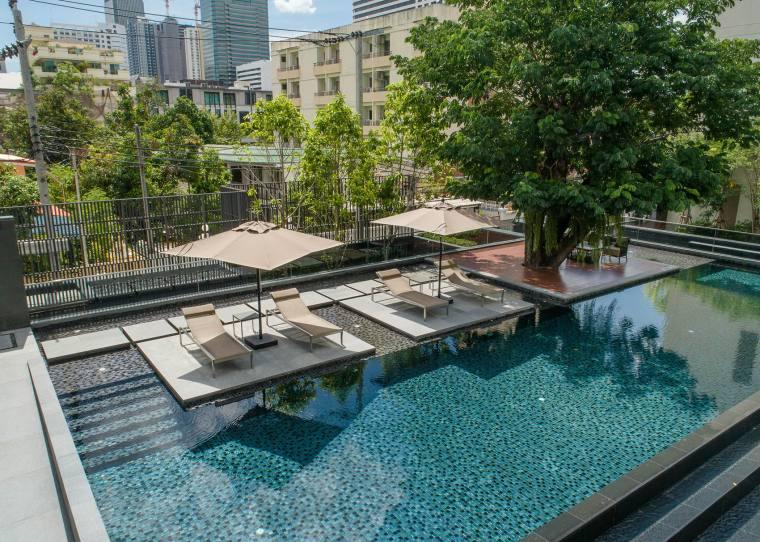 泰国Quarter39住宅景观_19
