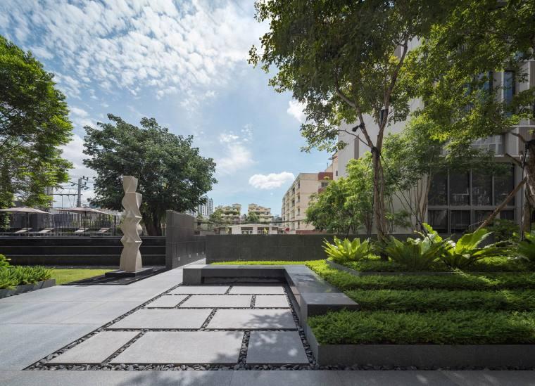 泰国Quarter39住宅景观_8