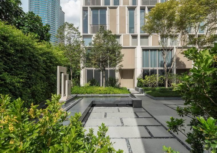 泰国Quarter39住宅景观_9