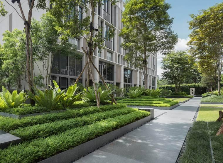 泰国Quarter39住宅景观_10