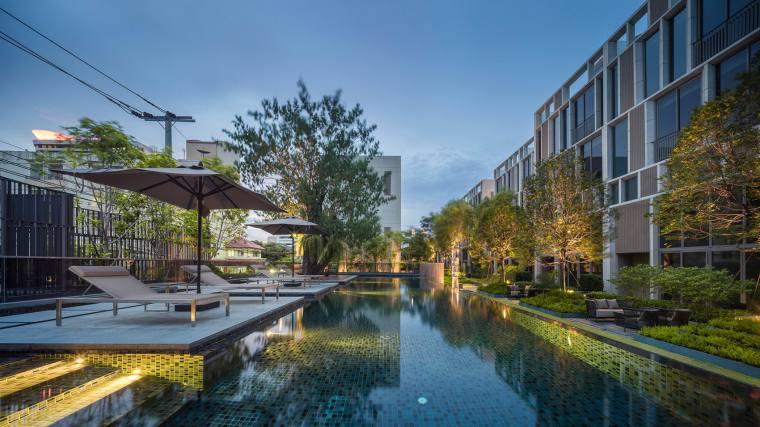 泰国Quarter39住宅景观_22
