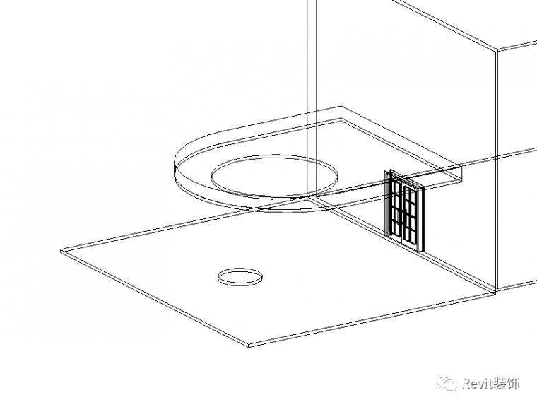 如何在Revit中制作斜柱雨棚_7