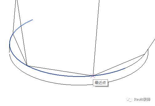 如何在Revit中制作斜柱雨棚_11