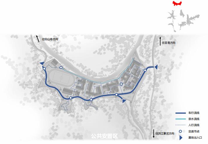 江西宜春洪江镇温泉度假区规划设计方案_13