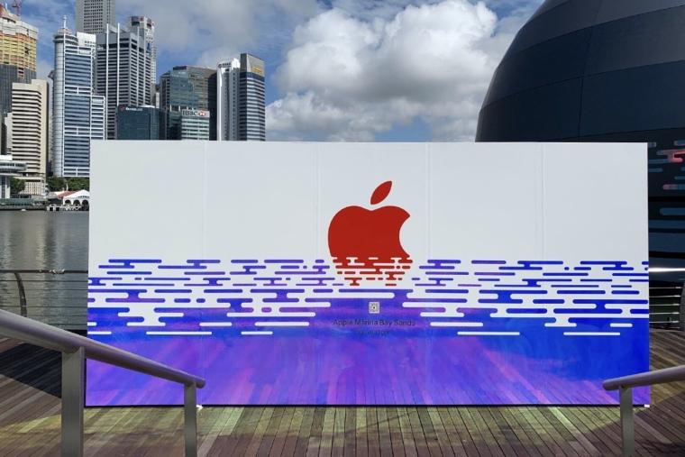 苹果首家水上零售店丨官方摄影+视频丨60P_12