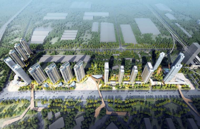 [武汉]现代超高层停车场开发用地投标2018_1