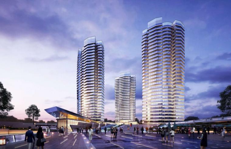 [武汉]现代超高层停车场开发用地投标2018_5