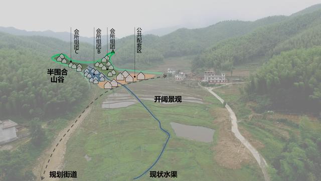 江西宜春洪江镇温泉度假区规划设计方案_10